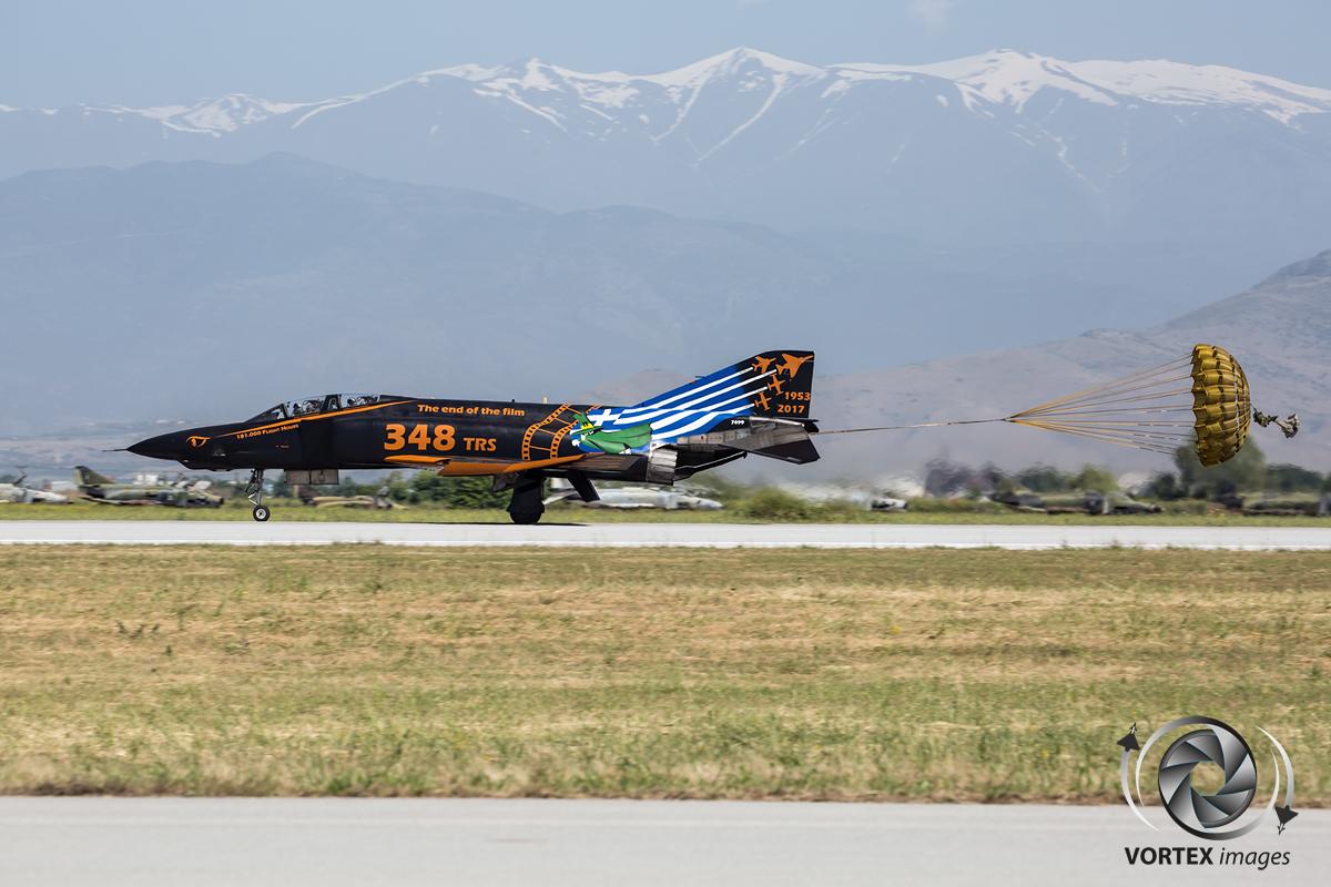 Hellenic Air Force RF-4E retirement event | VORTEX images