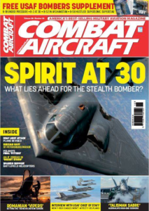 Combat Aircraft October 2019 (International)