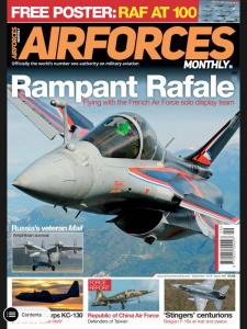 AirForces Monthly September 2018 (International)