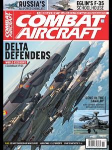 Combat Aircraft November 2017 (International)