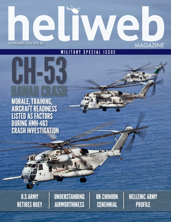 Heliweb Magazine November 2016 (International)