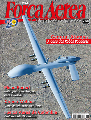 Revista Forca Aerea April 2016 (Brazil)