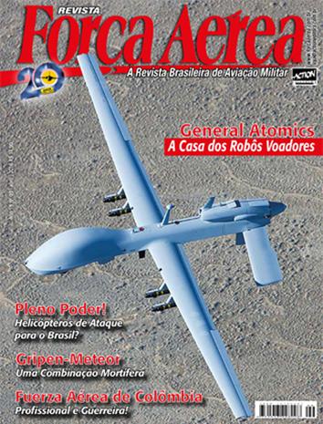 Revista Forca Aerea April 2016 (Brazil)