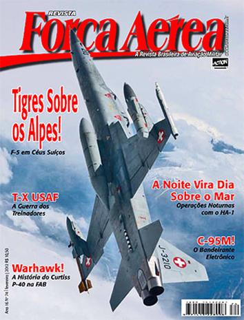 Revista Forca Aerea February 2012 (Brazil)